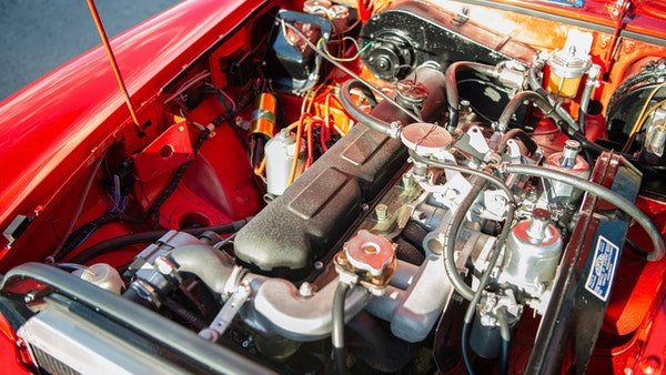 1967 MGC Roadster For Sale (picture 149 of 177)