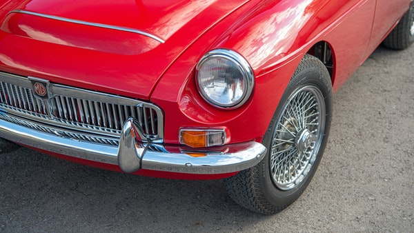 1967 MGC Roadster For Sale (picture 68 of 177)