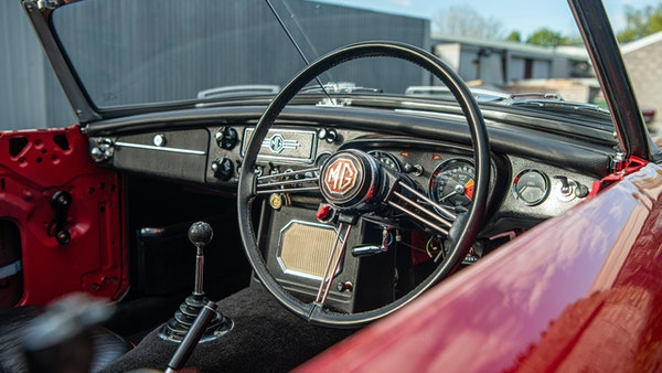 1967 MGC Roadster For Sale (picture 40 of 177)