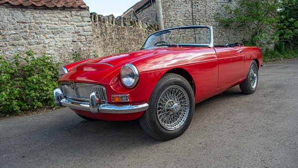 1967 MGC Roadster For Sale (picture 7 of 177)