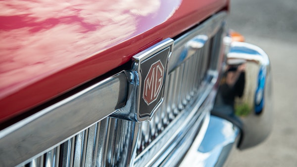 1967 MGC Roadster For Sale (picture 70 of 177)