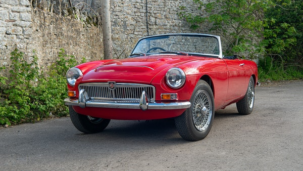 1967 MGC Roadster For Sale (picture 1 of 177)