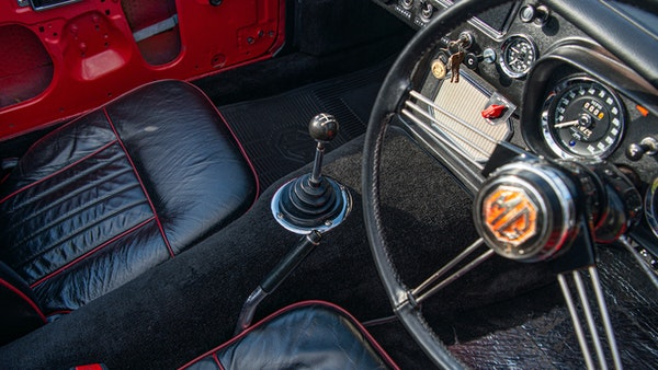 1967 MGC Roadster For Sale (picture 64 of 177)