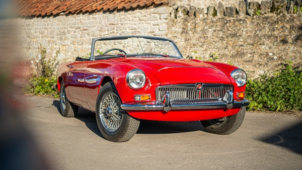 1967 MGC Roadster For Sale (picture 10 of 177)