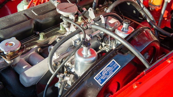 1967 MGC Roadster For Sale (picture 106 of 177)
