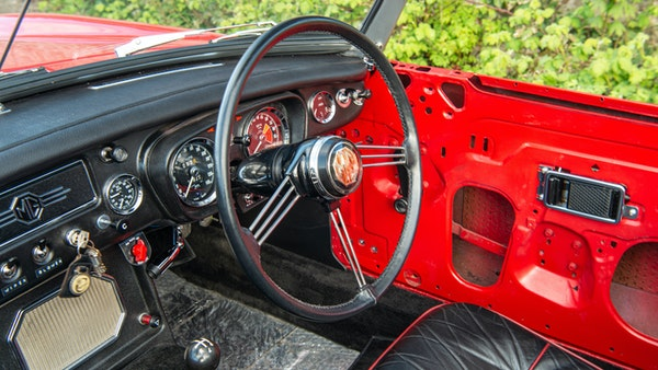 1967 MGC Roadster For Sale (picture 26 of 177)