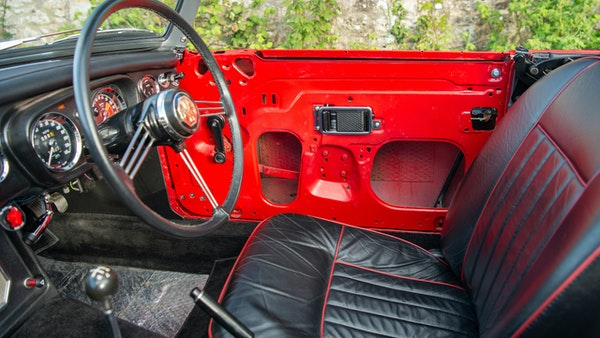 1967 MGC Roadster For Sale (picture 33 of 177)