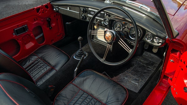 1967 MGC Roadster For Sale (picture 41 of 177)