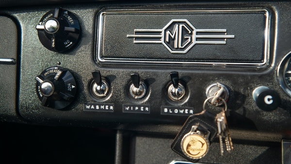 1967 MGC Roadster For Sale (picture 56 of 177)