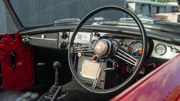 1967 MGC Roadster For Sale (picture 38 of 177)