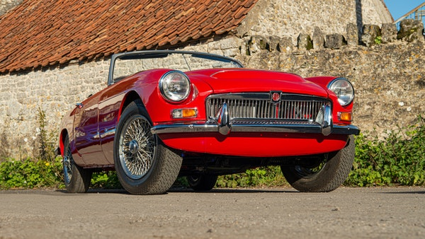 1967 MGC Roadster For Sale (picture 15 of 177)