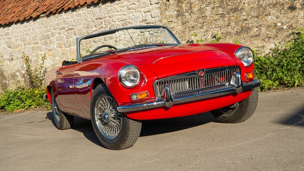 1967 MGC Roadster For Sale (picture 14 of 177)