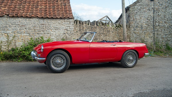 1967 MGC Roadster For Sale (picture 8 of 177)