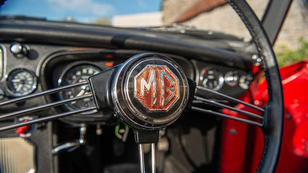 1967 MGC Roadster For Sale (picture 61 of 177)
