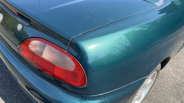 NO RESERVE! 1996 MGF 1.8 MPI For Sale (picture 141 of 214)
