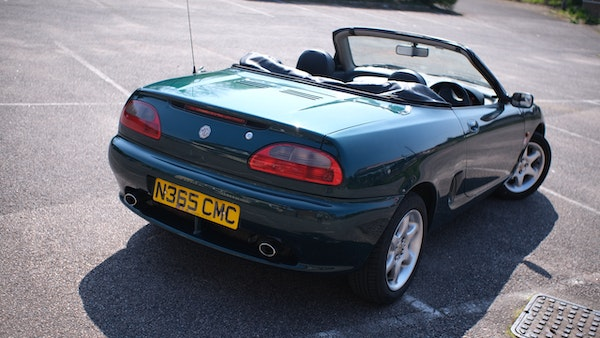 NO RESERVE! 1996 MGF 1.8 MPI For Sale (picture 3 of 214)