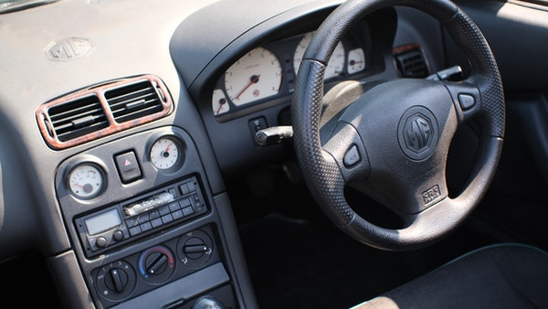 NO RESERVE! 1996 MGF 1.8 MPI For Sale (picture 88 of 214)