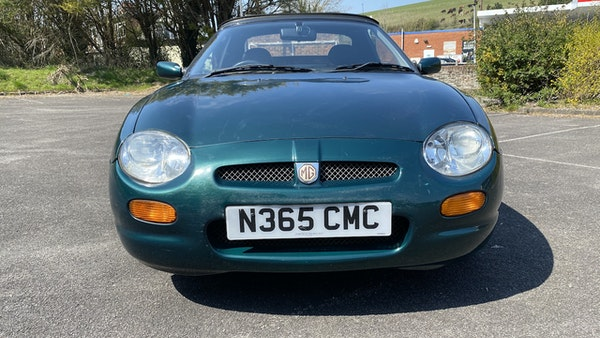 NO RESERVE! 1996 MGF 1.8 MPI For Sale (picture 17 of 214)