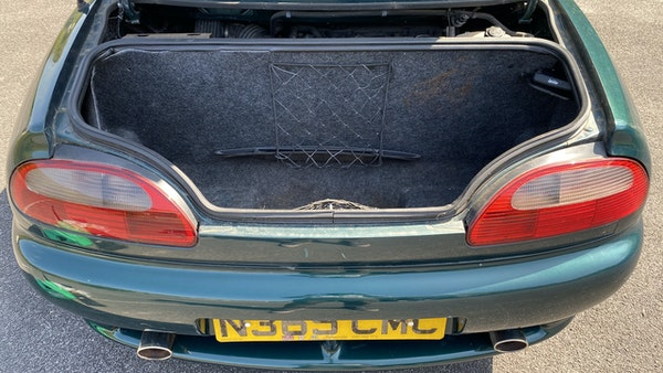 NO RESERVE! 1996 MGF 1.8 MPI For Sale (picture 75 of 214)