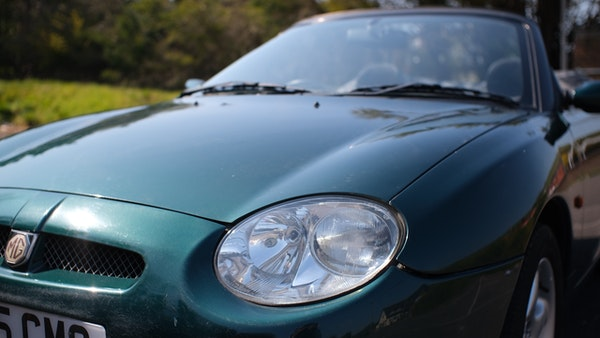 NO RESERVE! 1996 MGF 1.8 MPI For Sale (picture 80 of 214)