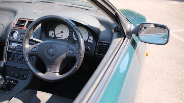 NO RESERVE! 1996 MGF 1.8 MPI For Sale (picture 83 of 214)