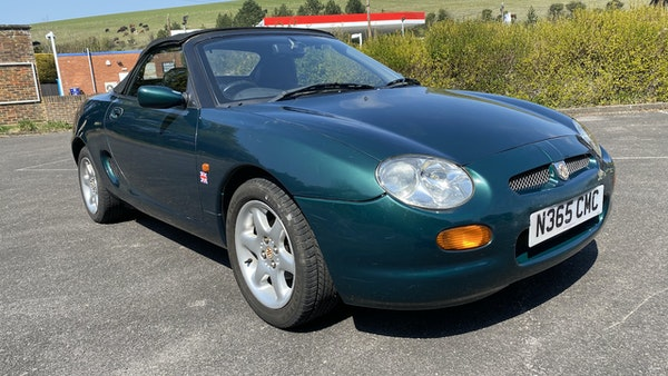 NO RESERVE! 1996 MGF 1.8 MPI For Sale (picture 18 of 214)