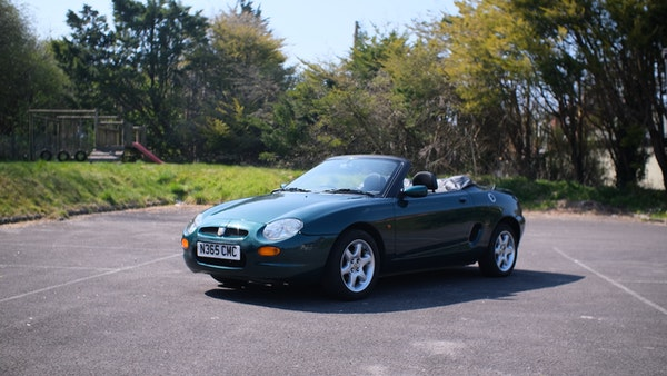 NO RESERVE! 1996 MGF 1.8 MPI For Sale (picture 7 of 214)