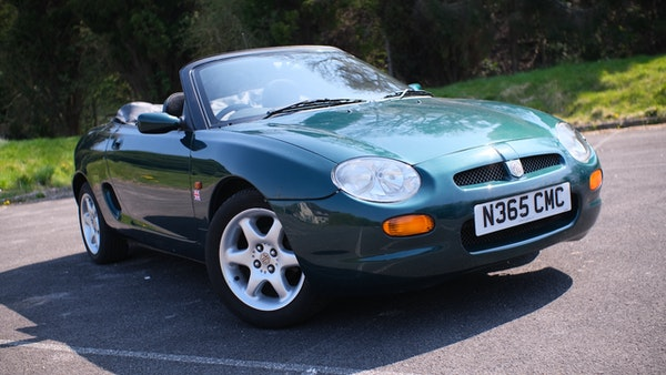 NO RESERVE! 1996 MGF 1.8 MPI For Sale (picture 10 of 214)