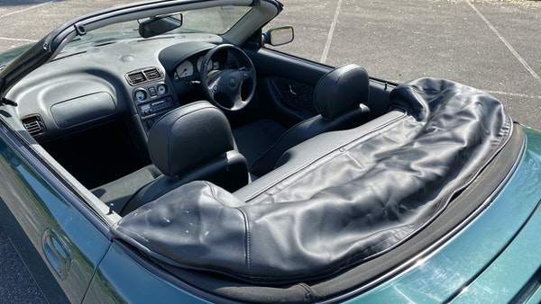 NO RESERVE! 1996 MGF 1.8 MPI For Sale (picture 138 of 214)
