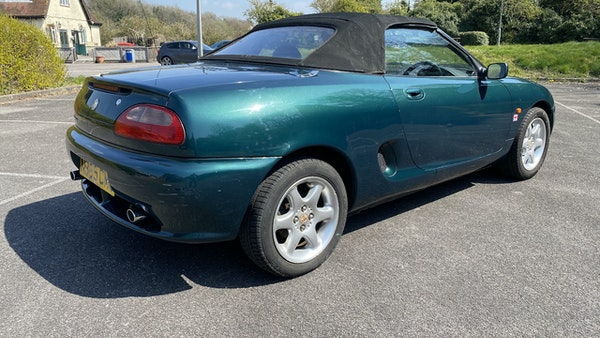 NO RESERVE! 1996 MGF 1.8 MPI For Sale (picture 20 of 214)