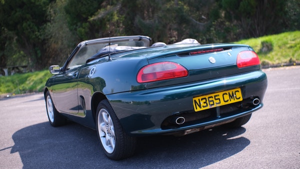 NO RESERVE! 1996 MGF 1.8 MPI For Sale (picture 6 of 214)