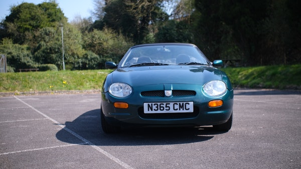 NO RESERVE! 1996 MGF 1.8 MPI For Sale (picture 12 of 214)