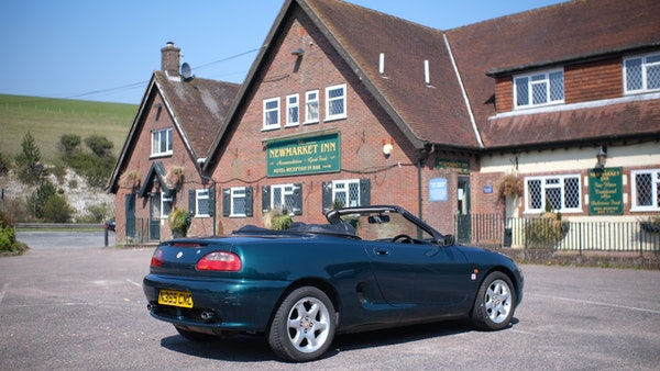 NO RESERVE! 1996 MGF 1.8 MPI For Sale (picture 13 of 214)
