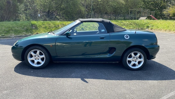 NO RESERVE! 1996 MGF 1.8 MPI For Sale (picture 23 of 214)