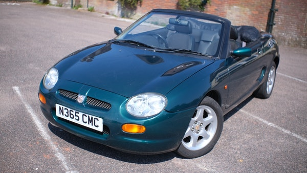 NO RESERVE! 1996 MGF 1.8 MPI For Sale (picture 1 of 214)