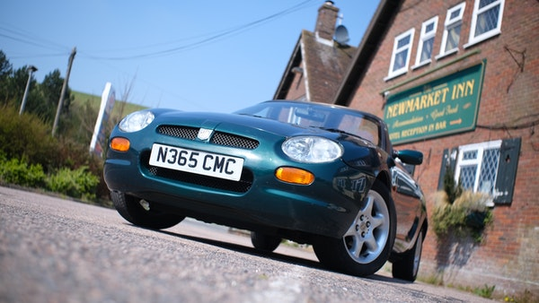 NO RESERVE! 1996 MGF 1.8 MPI For Sale (picture 16 of 214)