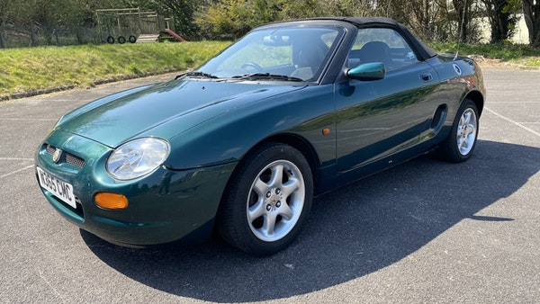 NO RESERVE! 1996 MGF 1.8 MPI For Sale (picture 24 of 214)