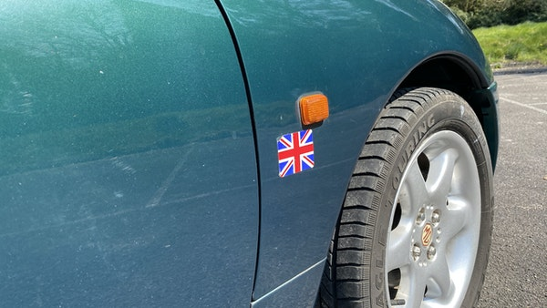 NO RESERVE! 1996 MGF 1.8 MPI For Sale (picture 113 of 214)