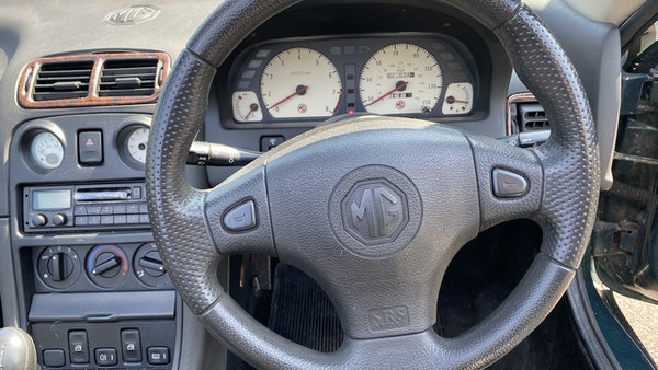 NO RESERVE! 1996 MGF 1.8 MPI For Sale (picture 38 of 214)
