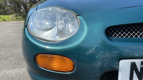 NO RESERVE! 1996 MGF 1.8 MPI For Sale (picture 101 of 214)