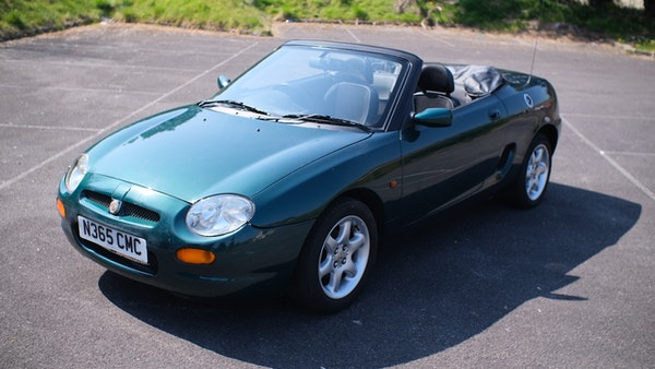 NO RESERVE! 1996 MGF 1.8 MPI For Sale (picture 8 of 214)