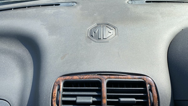 NO RESERVE! 1996 MGF 1.8 MPI For Sale (picture 55 of 214)
