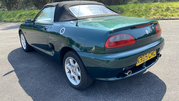 NO RESERVE! 1996 MGF 1.8 MPI For Sale (picture 22 of 214)
