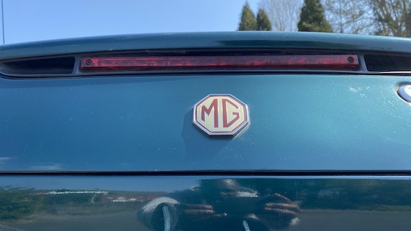 NO RESERVE! 1996 MGF 1.8 MPI For Sale (picture 145 of 214)