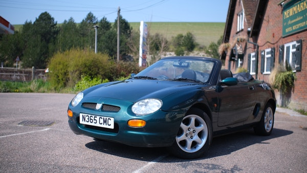 NO RESERVE! 1996 MGF 1.8 MPI For Sale (picture 15 of 214)