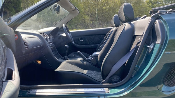 NO RESERVE! 1996 MGF 1.8 MPI For Sale (picture 61 of 214)