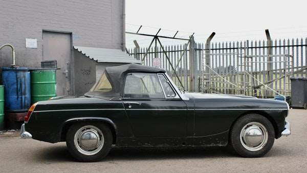 NO RESERVE! 1966 MG Midget For Sale (picture 15 of 110)
