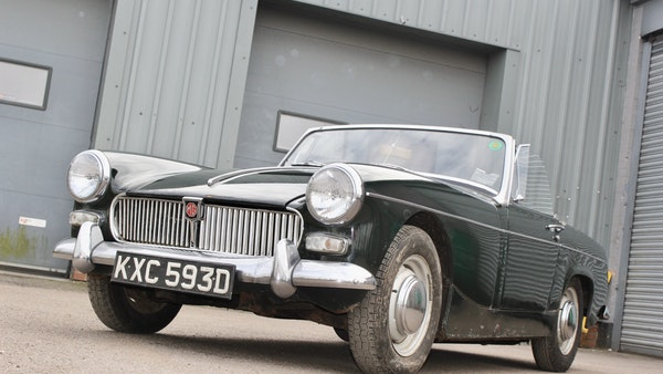 NO RESERVE! 1966 MG Midget For Sale (picture 4 of 110)