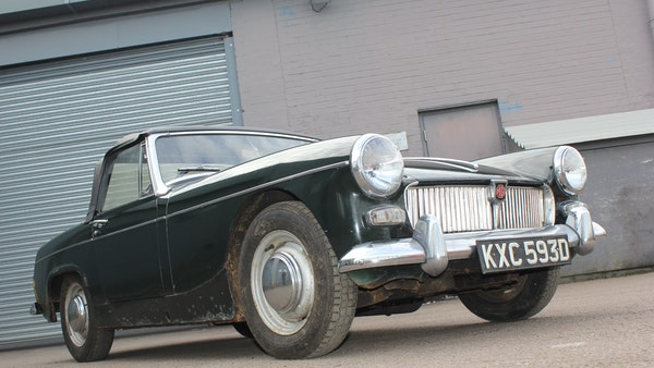 NO RESERVE! 1966 MG Midget For Sale (picture 19 of 110)