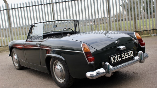 NO RESERVE! 1966 MG Midget For Sale (picture 3 of 110)